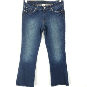 Lucky Brand Jeans Sweet N Low Boot Cut 12 32x30